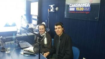 Programa no RJ com Jocemar e Sérgio Bayer